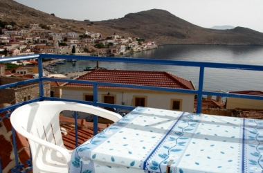 Chalki houses/villas: Chalki accommodation