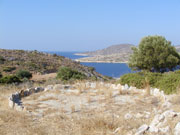 Holiday accommodation on agathonissi